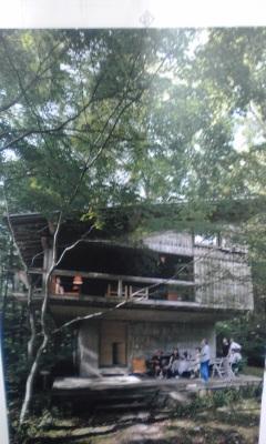 森の小さな家(山荘)110127_1327~02