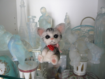 フェルト猫2