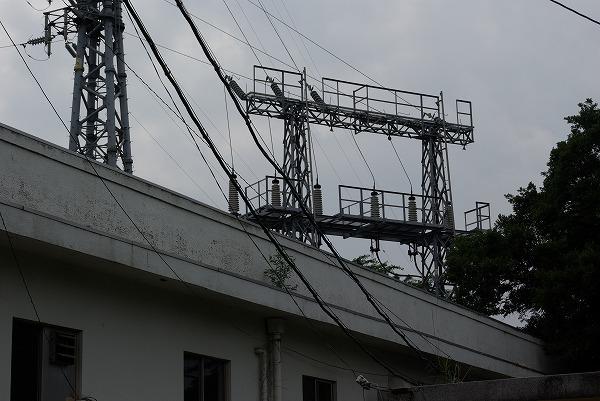 引き込み塔2007