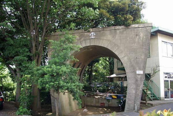 トンネル2007
