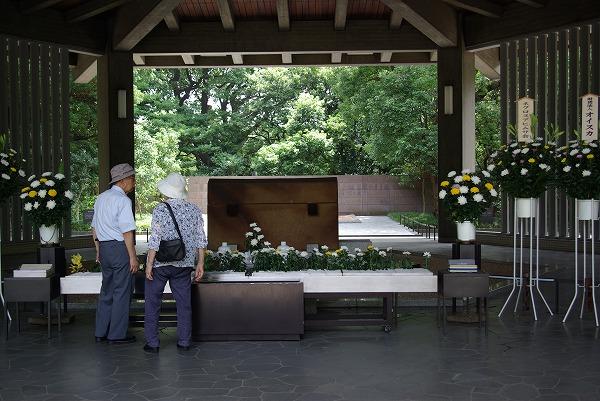 墓苑2007