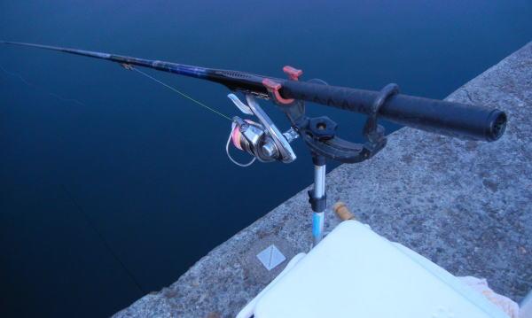 5:00 さぁ、釣るでぇ~ ♪