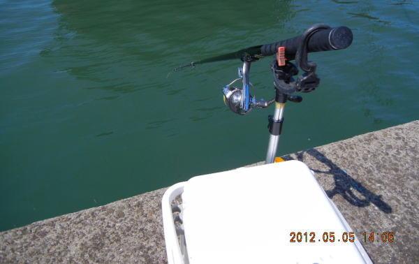 14:06 釣り開始