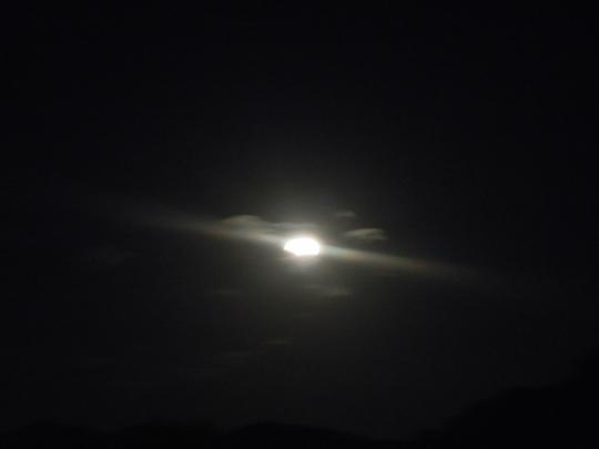 皆既月食 H261008