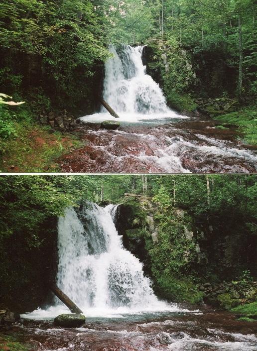西興部村滝 (3)