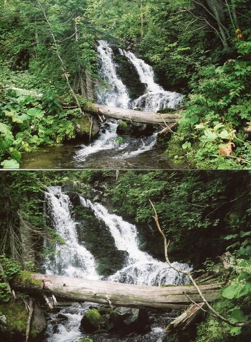 西興部村滝 (5)