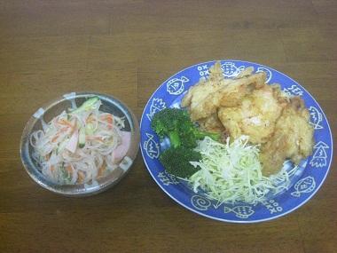 20110120夕食