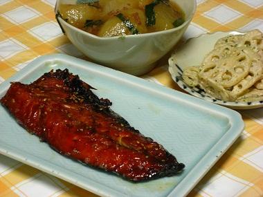 20110121夕食