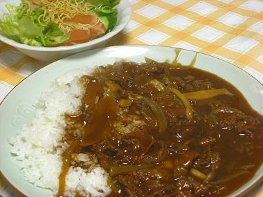 20110122夕食