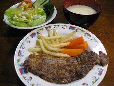 20110124夕食