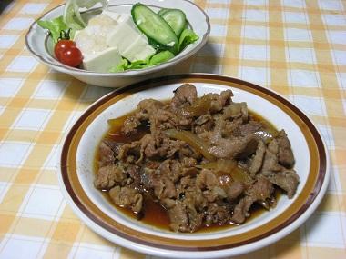 20110127夕食