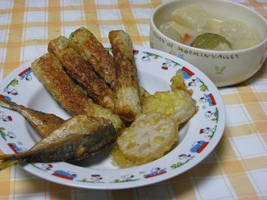 20110128夕食