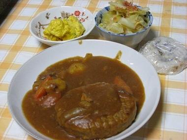 20110202夕食