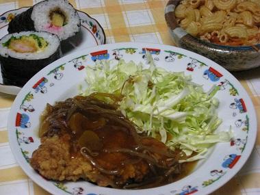 20110203夕食