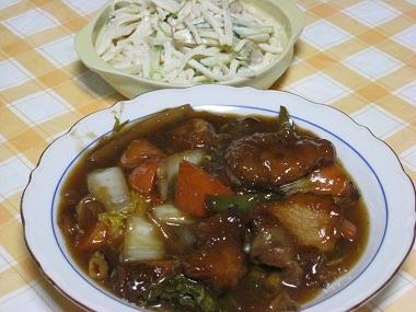 20110204夕食