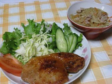 20110207夕食