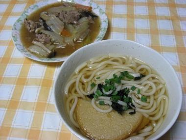 20110224夕食