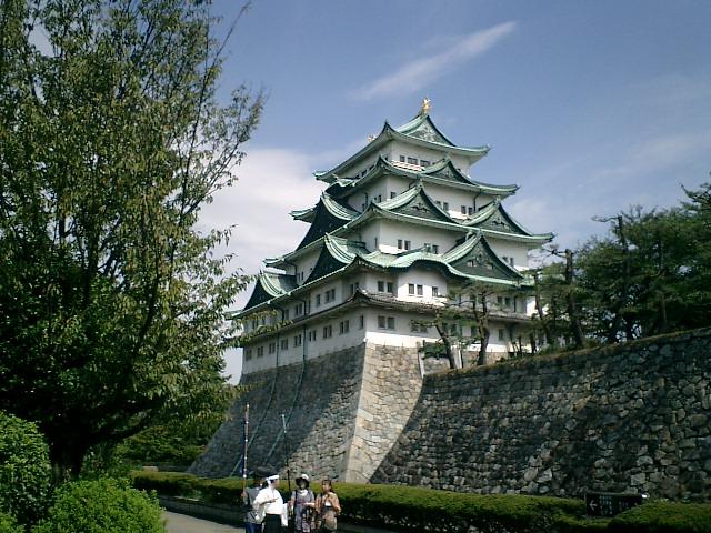 小○城とは規模が違うね…やはり