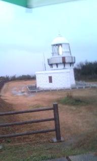 白色の灯台