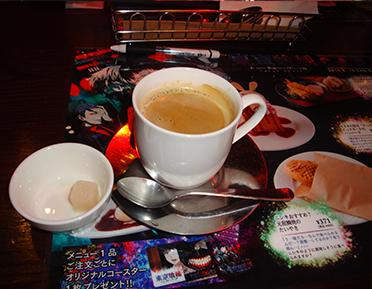 あんていくのコーヒー