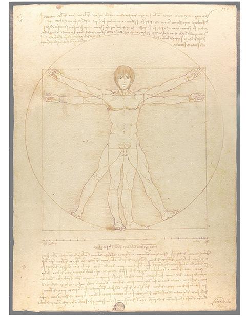 人体図3545