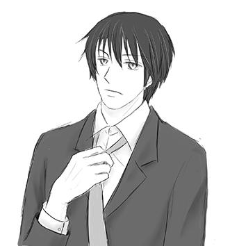 ネクタイ緩めるblog