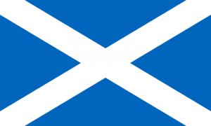 スコットランドの国旗