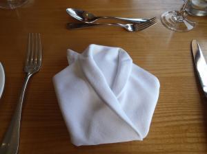 かわいいテーブルナプキン