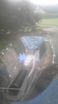 掘削管設置4