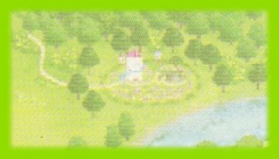 シルバニア村 地図 2006-6 新・赤ちゃん広場