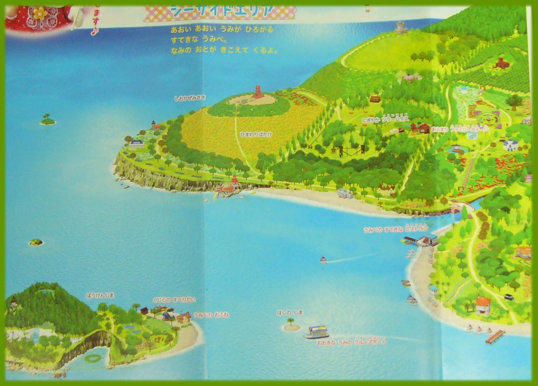 シーサイドエリア 地図 2014
