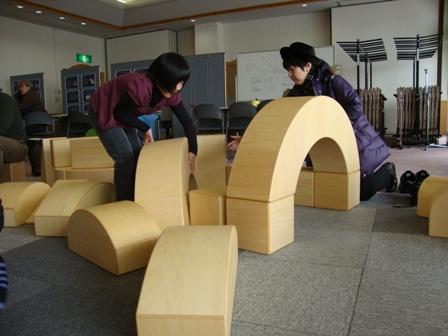 大型積み木