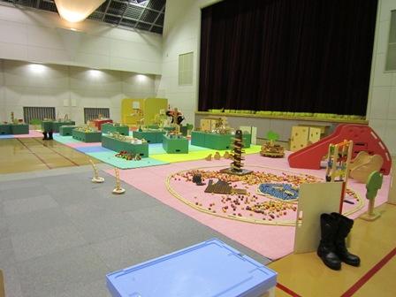 おもちゃの広場IN学習センター