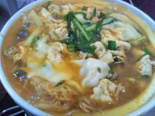 キムチ鍋1-2
