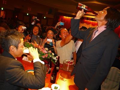 健次結婚式5