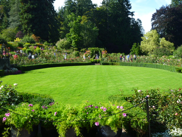 イギリス庭園1