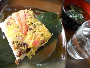 岩国寿司/Iwakuni sushi