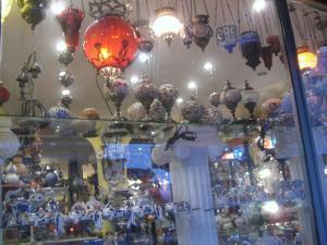 イスタンブールのお土産もの屋さん