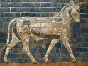 国立考古学博物館 タイル