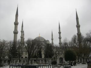 スルタンアメフト・モスク