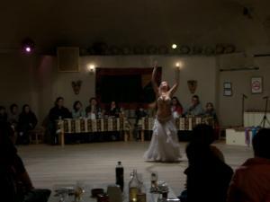 トルキッシュナイト ベリーダンス