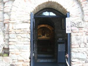 エフェスツアー 聖母マリアの家