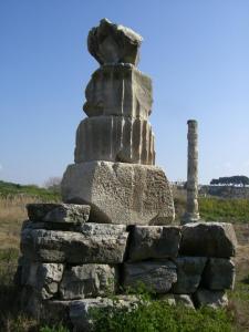エフェスツアー アルテミス神殿