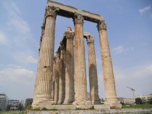 オリンピア・ゼウス神殿