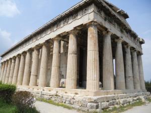 ヘファイストスの神殿