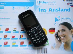 ドイツ携帯