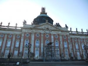 ポツダム 新宮殿