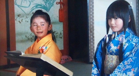 20121216用千代姫と長子姫