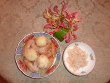Hitomi Gondoのブログ-2009年秋の食卓