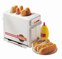 Pop-Up Hotdog Cooker